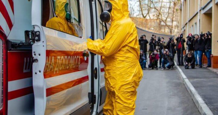 В Киеве снова резкий прирост случаев коронавируса