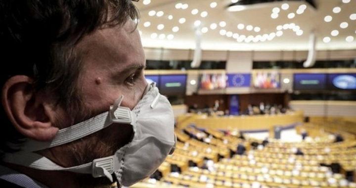В Европарламенте выявили сотни случаев коронавируса
