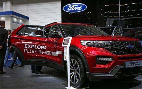 Ford отзывает более 660 тысяч внедорожников в Северной Америке