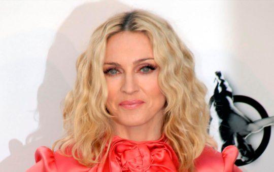 Мадонну раскритиковали за дерзкое фото в белье