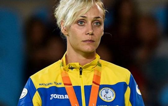 Гусева проиграла золотой финал, завоевав серебро Паралимпиады-2020