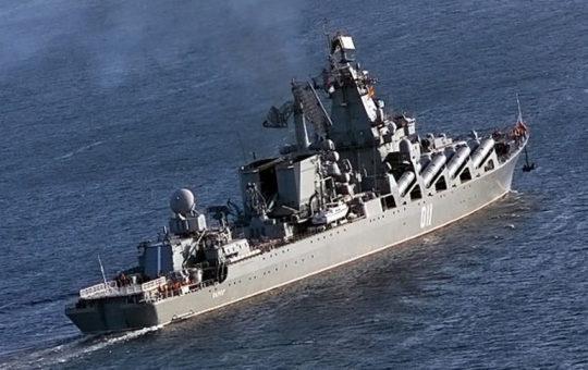 Россия провела ракетные стрельбы в Японском море