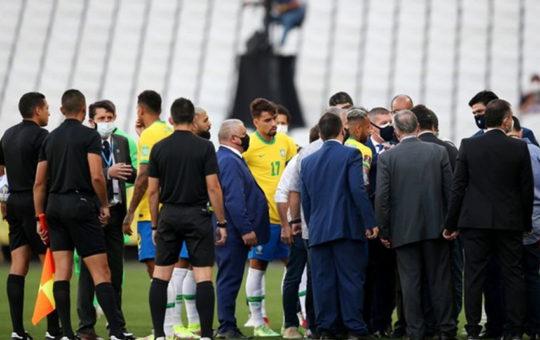 Полиция Бразилии не будет расследовать нарушение карантина игроками сборной Аргентины