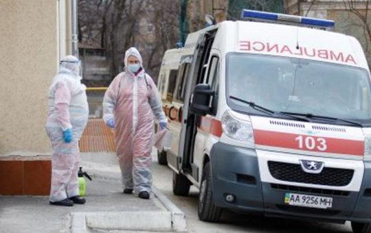 Высокий уровень COVID-госпитализаций остается в семи областях Украины