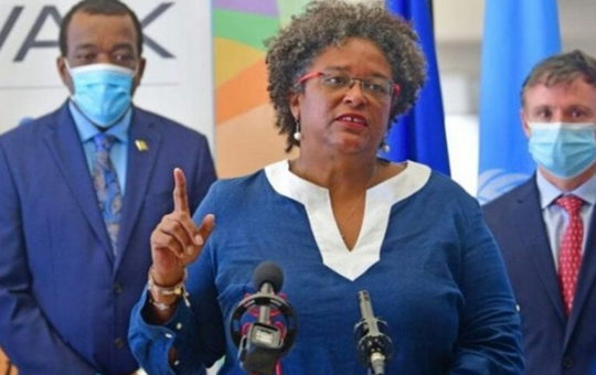 Барбадос выходит из-под власти Британии