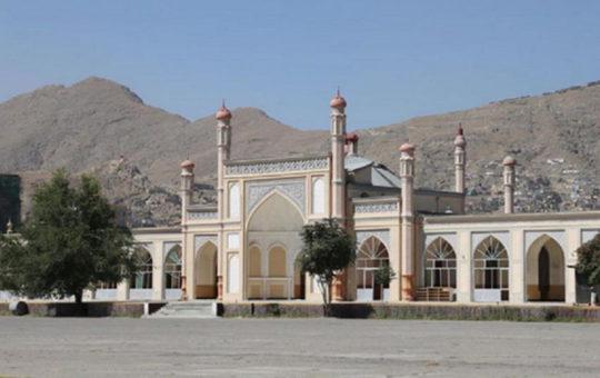 В Кабуле произошел взрыв возле мечети, есть жертвы