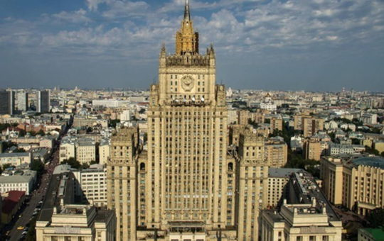 В МИД России предложили НАТО способ общения