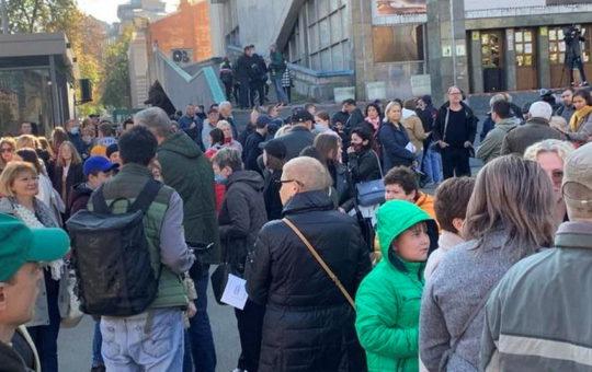 В Киеве состоялся Марш Памяти жертв Бабьего Яра