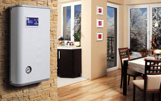 Электрический котел подарит дому тепло