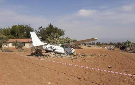 В Германии разбился самолет, есть погибшие