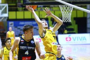 Киев-Баскет стартовал с победы на Кубке Европы ФИБА