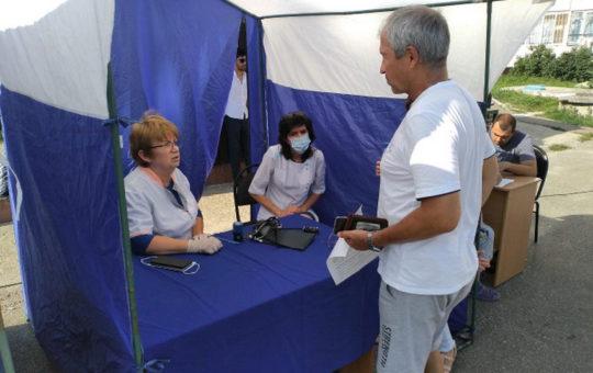 В Херсоне бум вакцинации от коронавируса